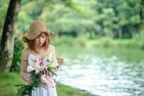 귀여운, 드레스, 레저, 사람의 무료 스톡 사진