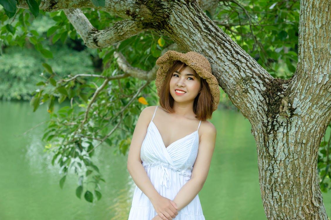 azjatka, azjatycka dziewczyna, czas wolny