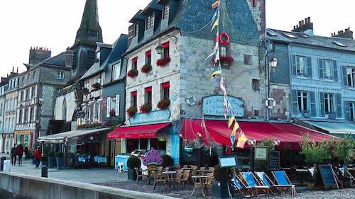 バーカフェ, フランス, レストランの無料の写真素材