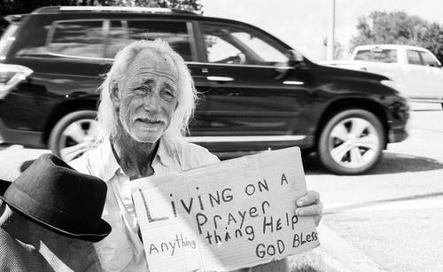 Free stock photo of black and white, homeless, homelessness, old man