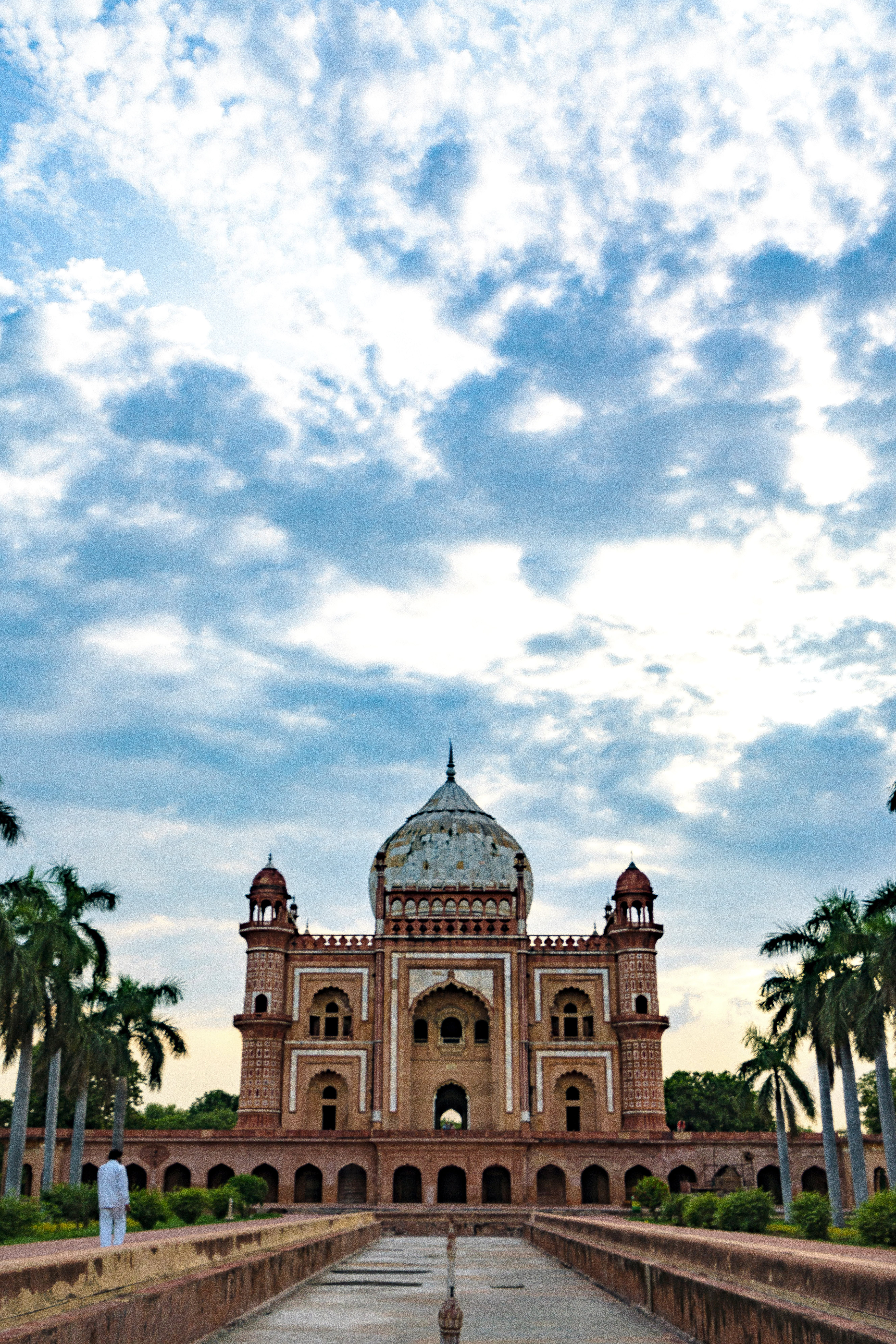 Free stock photo of architect, architecture, delhi, Safdarjung Tomb