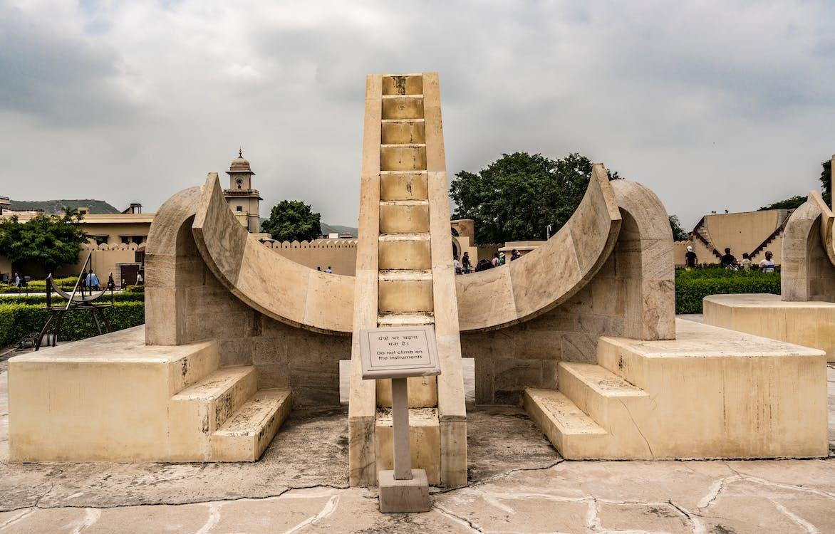 Gia tài, jaipur, kiến trúc