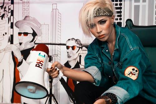메이크 업, 보고 있는, 산업, 여성의 무료 스톡 사진