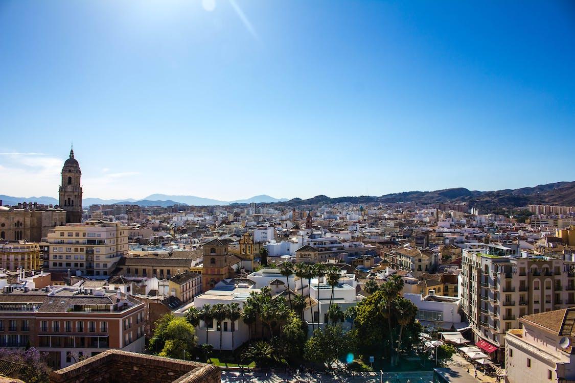 Δωρεάν στοκ φωτογραφιών με malaga, ήλιος, Ισπανία
