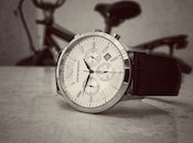wristwatch, numbers, time