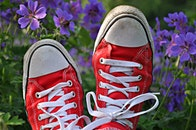 nature, fashion, feet
