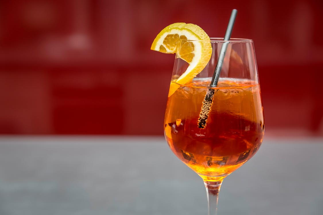 Free stock photo of alcohol, aperol, bar