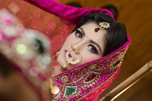 傳統, 光鮮亮麗, 女人, 女孩 的 免費圖庫相片