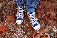 fashion, feet, rocks