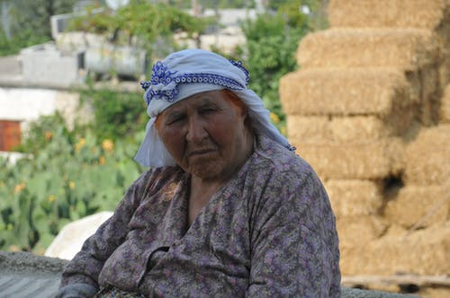 Free stock photo of grand mother, mother, turkish, years