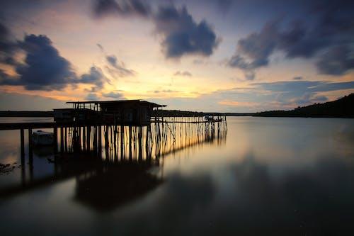 Fotobanka sbezplatnými fotkami na tému mraky, obloha, príroda, svitanie