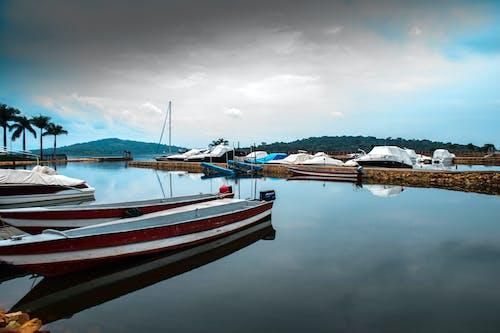 Fotobanka sbezplatnými fotkami na tému Afrika, člny, jazero v afrike, jazero victoria