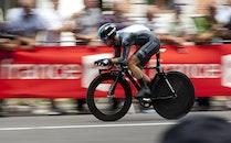 person, sport, bike