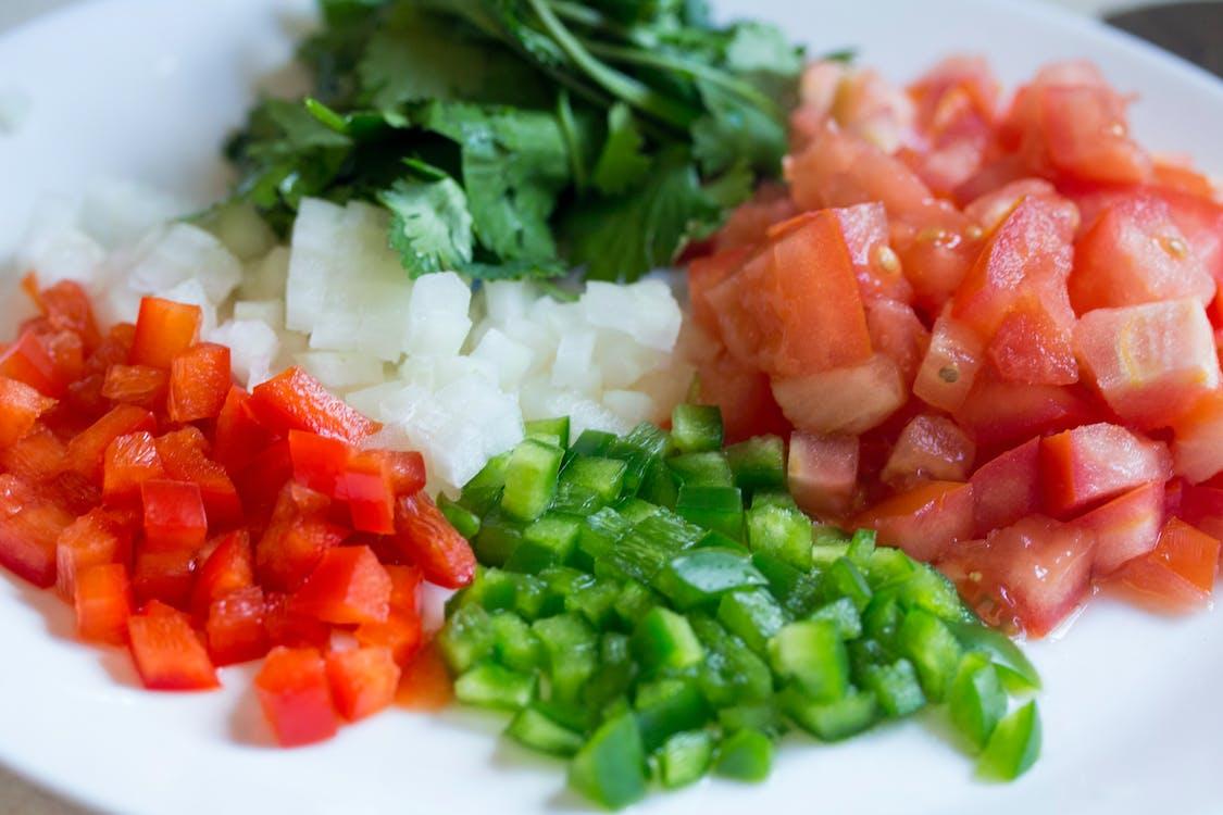 Dice Vegetables