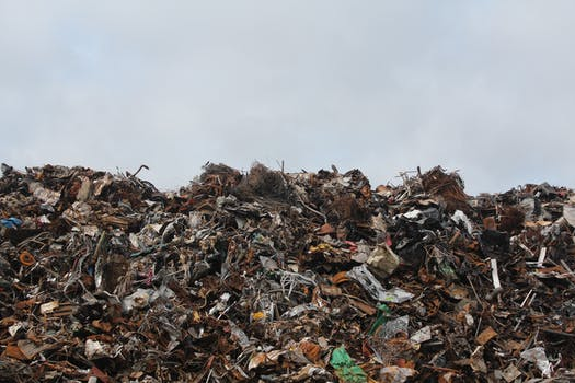 Free stock photo of scrap metal, trash, litter, scrapyard