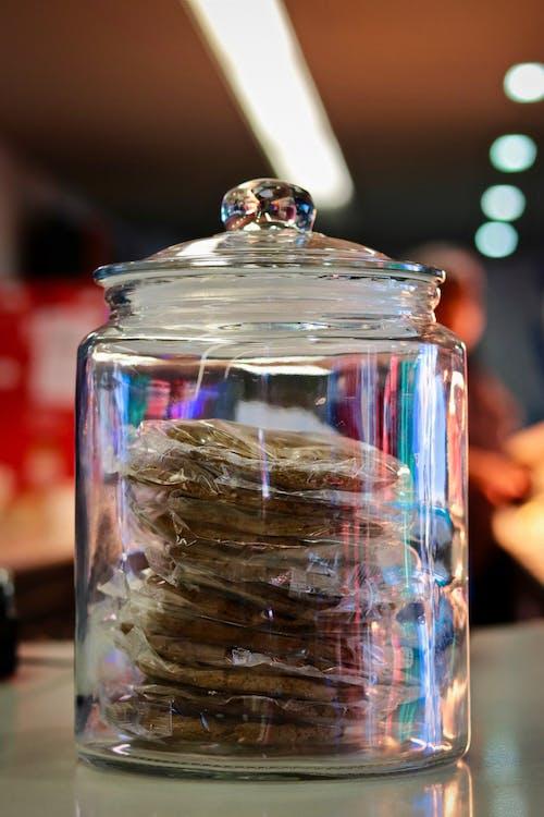 Kostenloses Stock Foto zu cookie, einmachglas, essen, hungrig