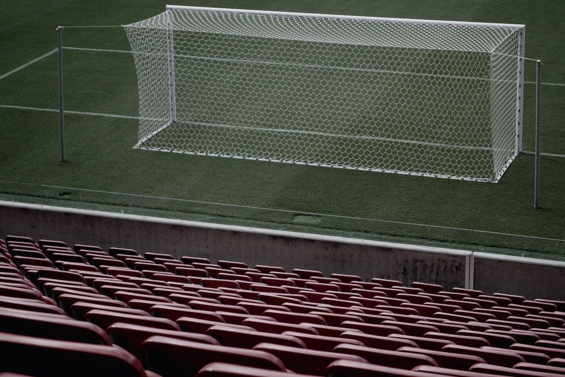 cieľ, futbal, futbalová brána