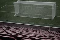 stadium, row, chairs