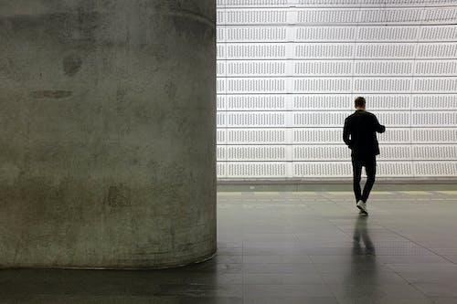 คลังภาพถ่ายฟรี ของ คอนกรีต, ผู้ชาย, มัลโม, รถไฟใต้ดิน