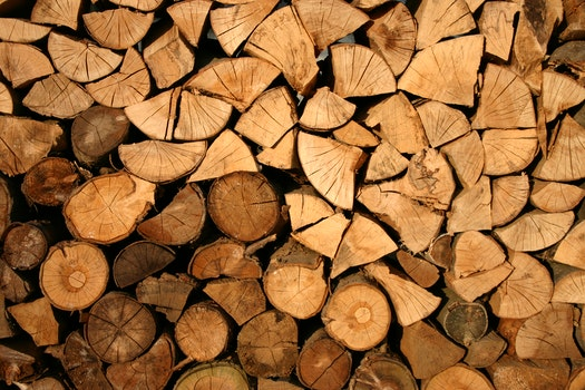 Brown Firewood