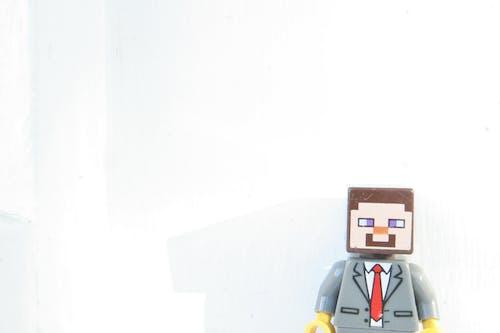 minecraftのスティーブ, スティーブ, マインクラフト, レゴの無料の写真素材