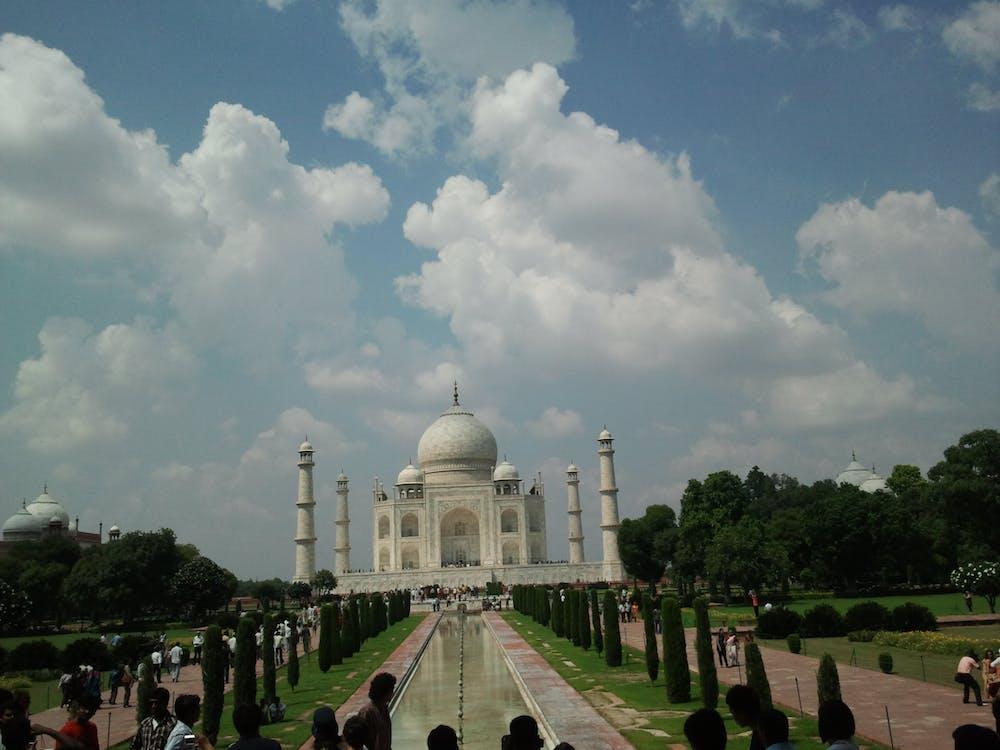 Free stock photo of taj mahal