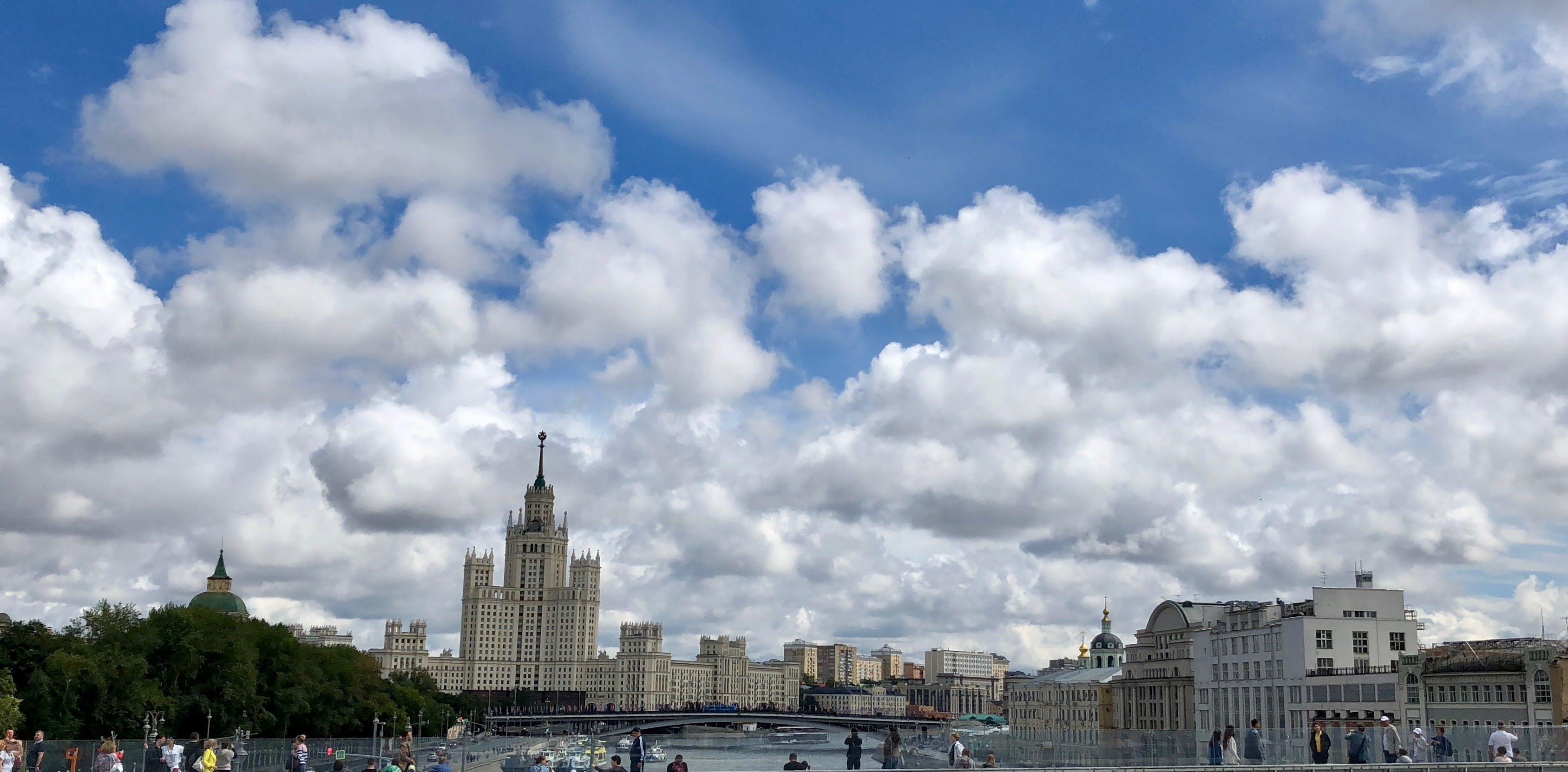 Free stock photo of city, moscow, russia