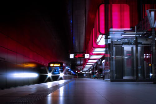 Foto stok gratis biru, cahaya, hafencity, Hamburg
