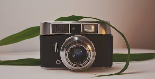 Ingyenes stockfotó fényképezőgép, klasszikus, közel, múltidéző témában
