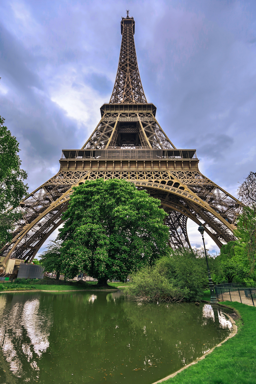 Photo of Eiffel Tower, Paris France