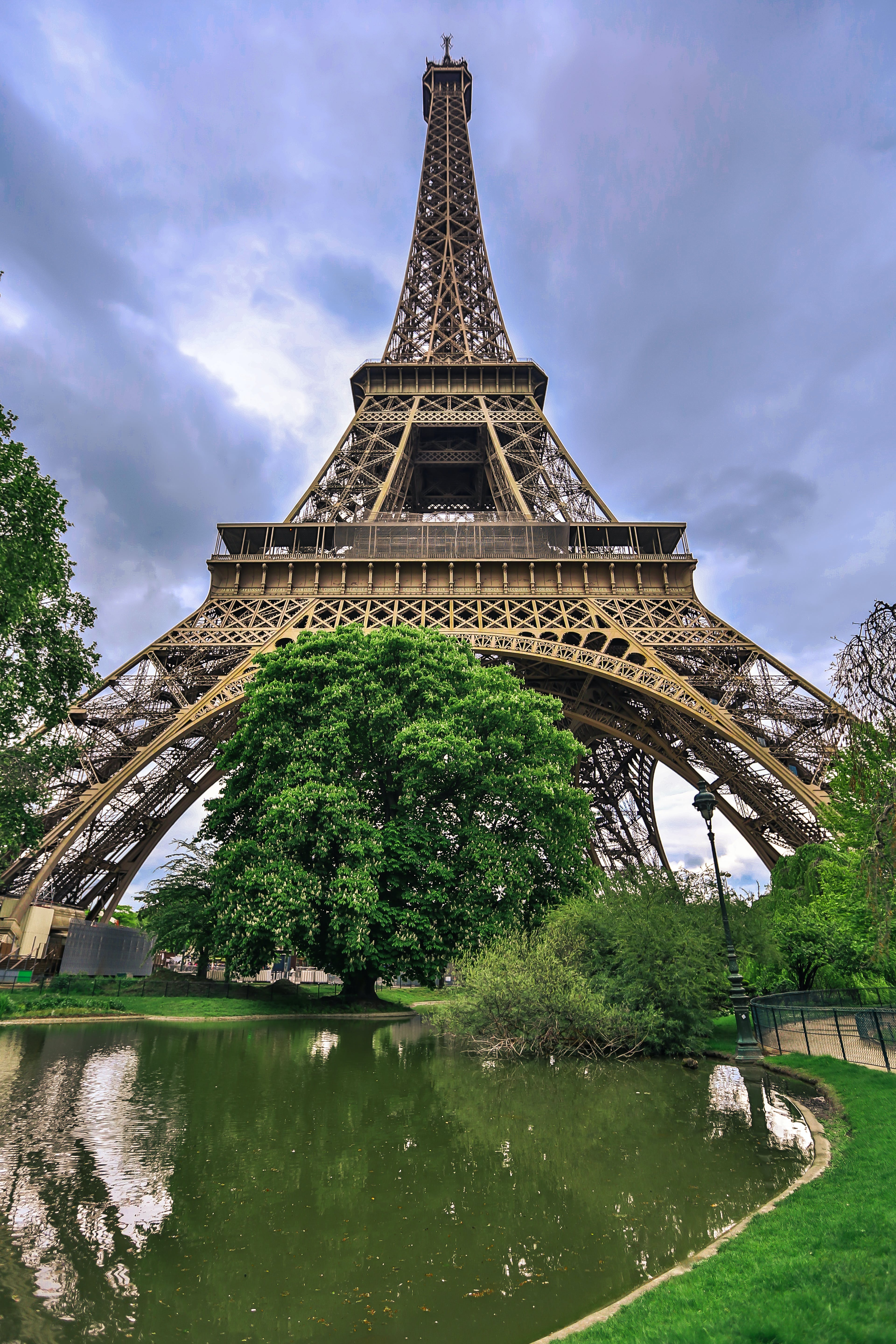 Photo of Eiffel Tower, Paris France