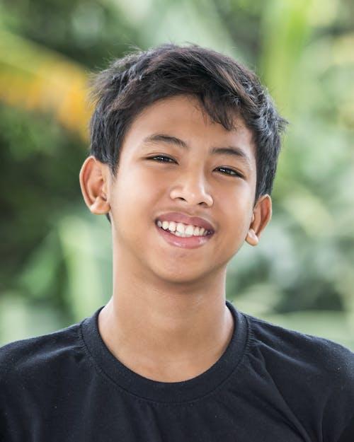 Δωρεάν στοκ φωτογραφιών με αγόρι, αγόρι από Ασία, αξιολάτρευτος, απόλαυση