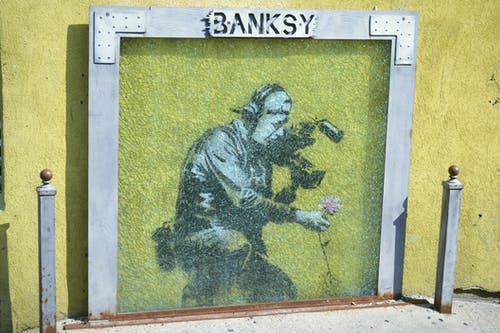 Free stock photo of banksy, street art, Sundance