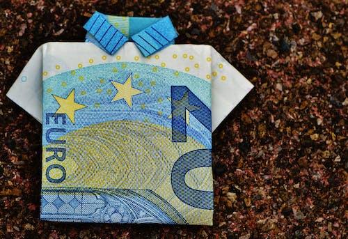 Immagine gratuita di 20 euro, arte, colore, contanti