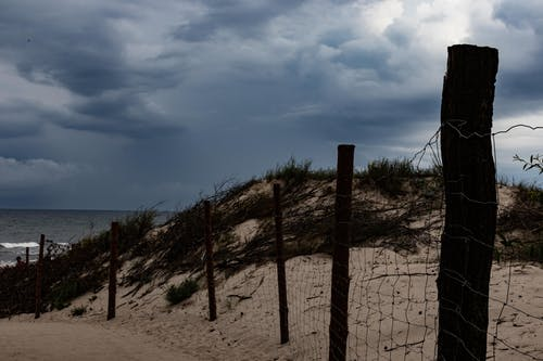 Darmowe zdjęcie z galerii z drewniane molo, krajobraz, morska plaża