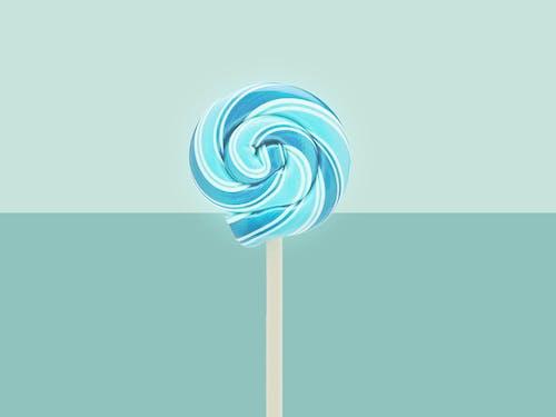 Blue Lollipop