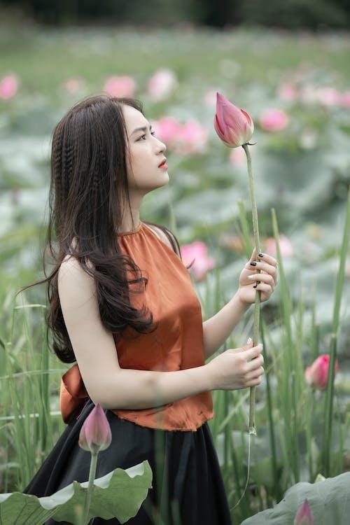 Fotobanka sbezplatnými fotkami na tému Ážijčanka, ázijské dievča, dievča, krásna