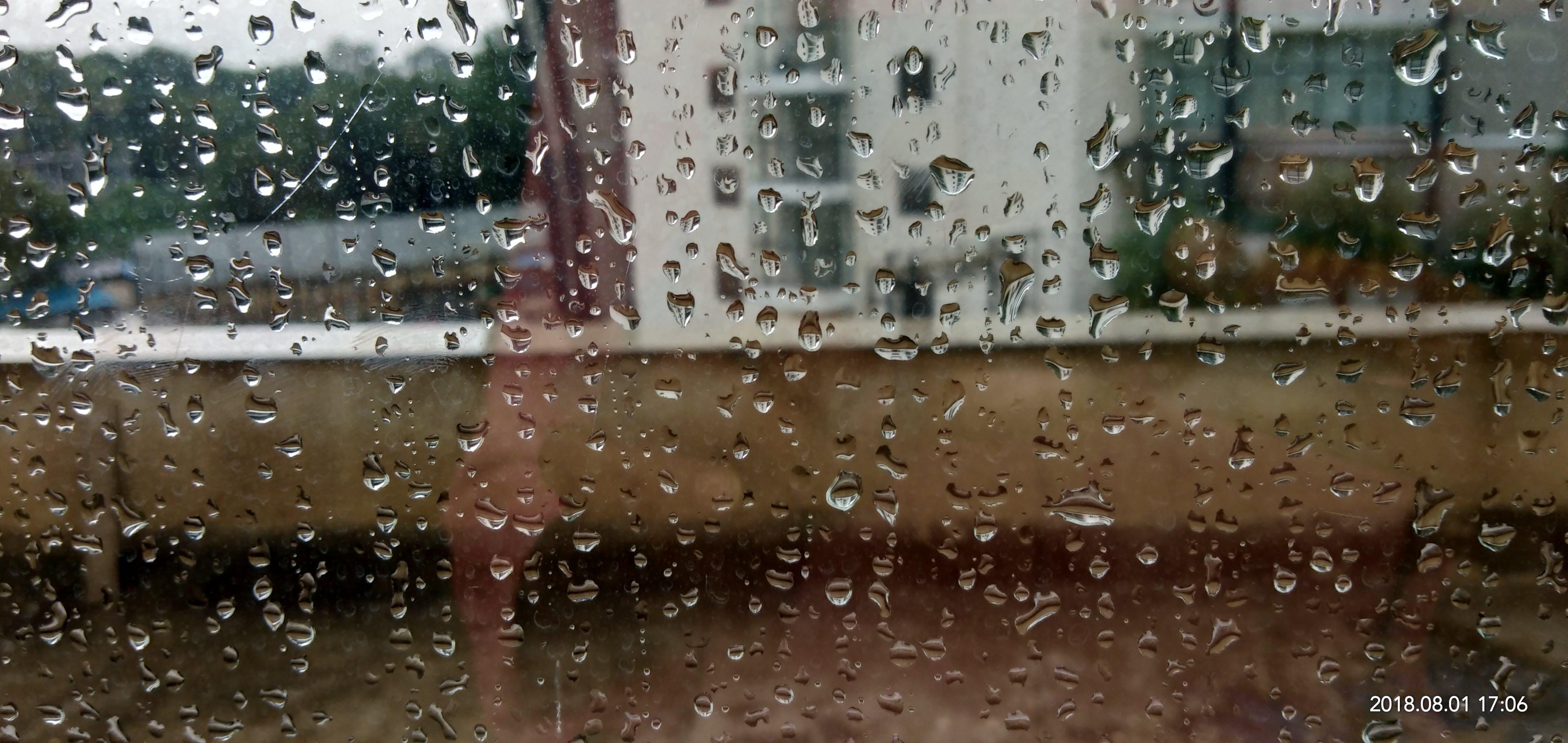 Free stock photo of rain, rain drops