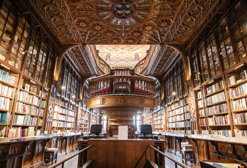 100 Wonderful Library Images Pexels Free Stock Photos
