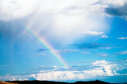 Бесплатное стоковое фото с радуга