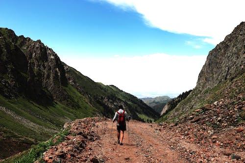 คลังภาพถ่ายฟรี ของ การผจญภัย, การเดินทาง, ธรรมชาติ, ภูเขา