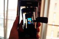 mobile phone, selfie