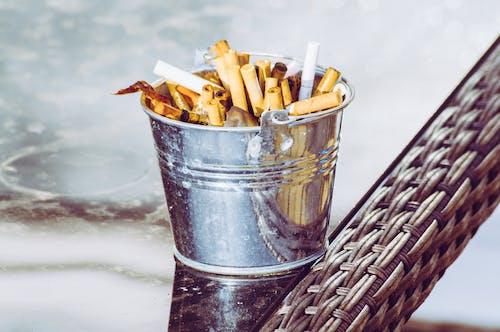 Gratis lagerfoto af askebæger, cigar, cigaret, cigaretter
