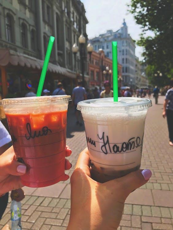 Free stock photo of arbat, coffee, colors