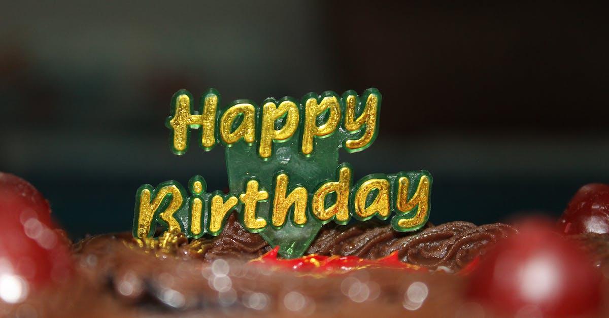 Free stock photo of birthday, birthday cake, happy birthday
