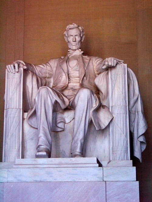 Gratis arkivbilde med lincoln, lincoln monument, washington, washington dc