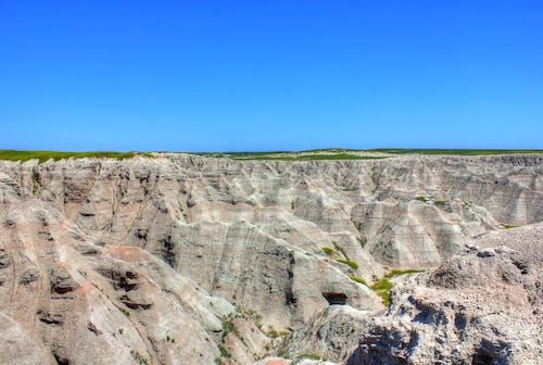 Δωρεάν στοκ φωτογραφιών με badlands εθνικό πάρκο, bandands, βράχια, νότια ντακότα