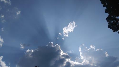 Бесплатное стоковое фото с луч солнца
