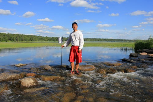 Δωρεάν στοκ φωτογραφιών με κεφαλόβρυσο, λίμνη itasca, μινεσότα, ουρανός