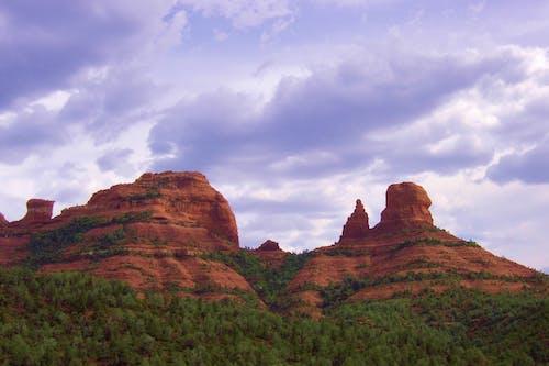 Gratis arkivbilde med arizona, bergformasjoner, fjell, mesa